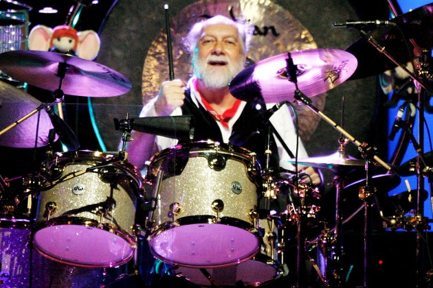 Mick Fleetwood Blues Band powraca