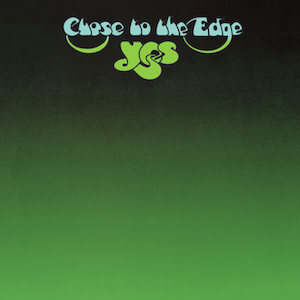 Yes-close to the edge