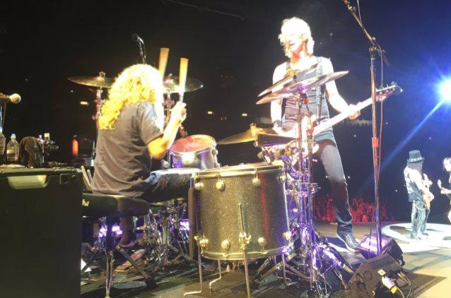 Steven Adler zagrał z Guns'n'Roses