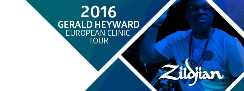 Gerald Heyward w Polsce