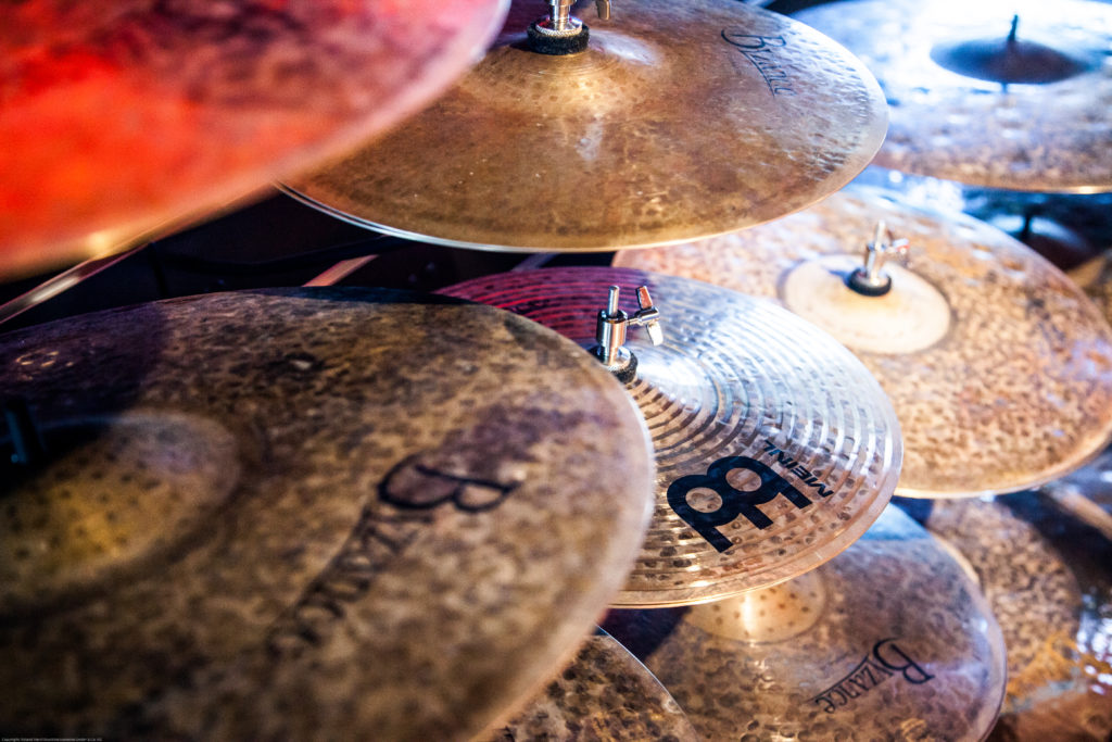 Meinl Drum Festival 2016: Prezentacja produktów