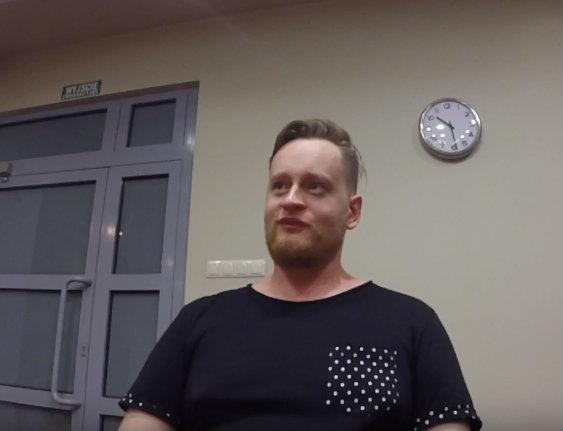 """Tomasz """"Harry"""" Waldowski wywiad, cz. 3"""
