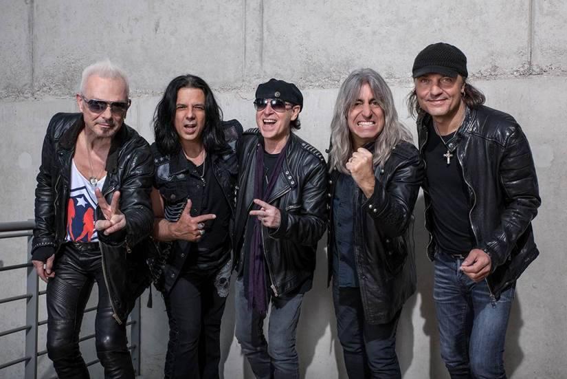 Mikkey Dee & Scorpions