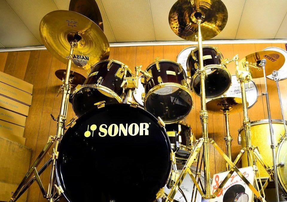 Najdroższy zestaw perkusyjny na świecie