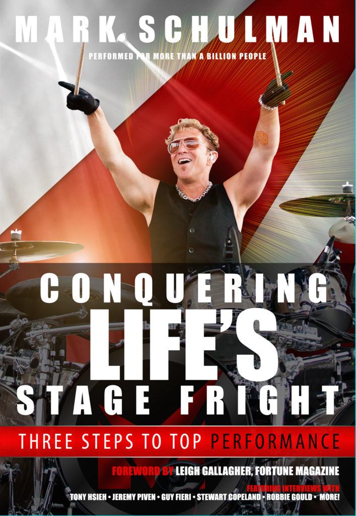 Pokonaj strach przed występami na scenie