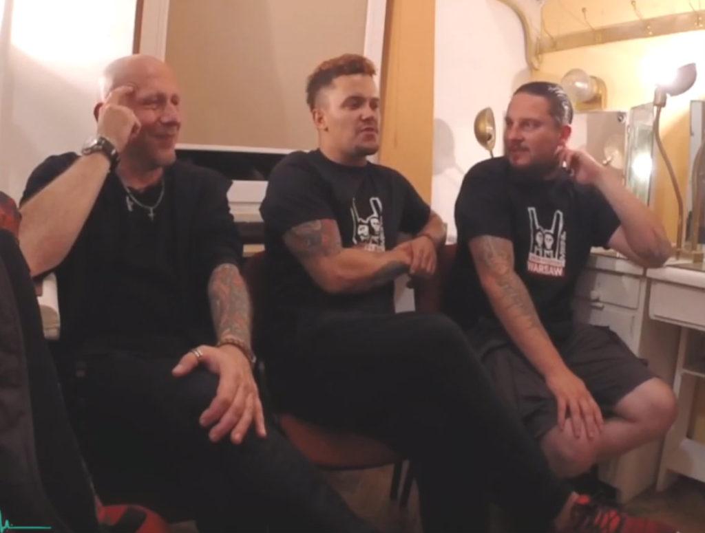 Meinl Drum Festival 2016: Trzej Muszkieterowie