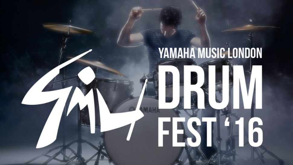 Yamaha Music London Drum Fest 2016
