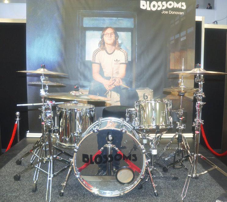 British Drum Co na LDS 2016
