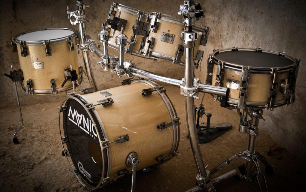 Manic Drum – bębny i hardware ze Słowenii