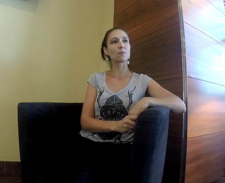 Emmanuelle Caplette wywiad, cz. 2