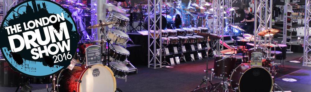 London Drum Show 2016