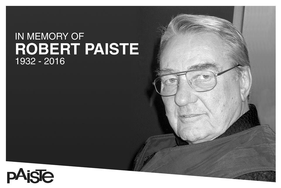 Nie żyje Robert Paiste