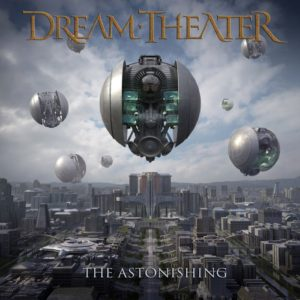 Mike Mangini czaruje na albumie dream theater the astonishing
