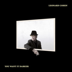 Brain MacLeod zgrał na ostatnim albumie Leonard Cohen- You Want it Darker