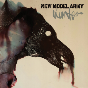 Michael Dean nagrał ślady bębnów na płytę New Model Army- Winter