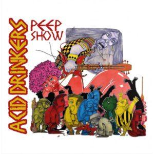"Acid Drinkers- Peep Show perkusista Maciej ""Ślimak"" Starosta"