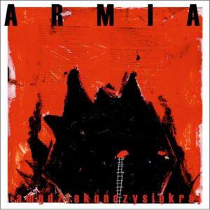 Amadeusz Kaźmierczak perkusistą na koncertowym albumie Armia- Tam gdzie kończy się kraj