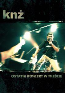 Tomasz Goehs perkusistą na albumie KNŻ- Ostatni Koncert w Mieście