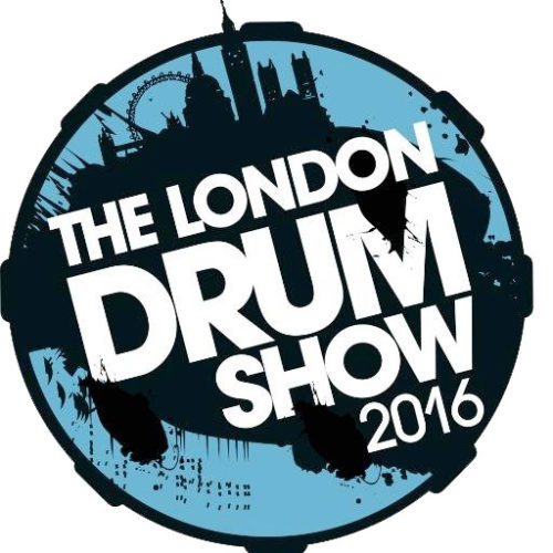 Stoisko British Drum Co podczas London Drum Show 2016