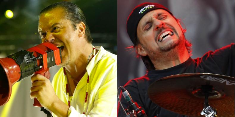 Dave Lombardo i Mike Patton znów razem