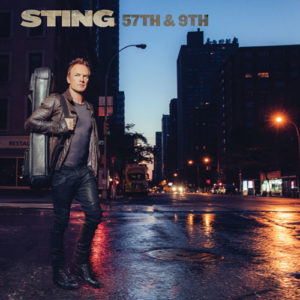 Vinnie Colaiuta, Josh Freese i Zach Jones jako perkusiści na płycie Sting- 57th & 9th