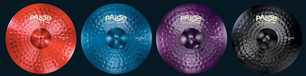 Paiste_Color_Sound_900_HeavyRide_Frontal_Group