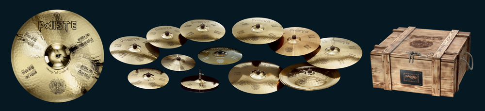 Paiste_Nicko_McBrain_Treasures_Limited_Edition_Group