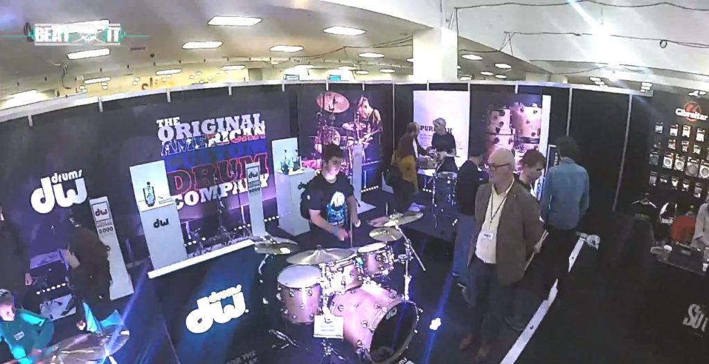 Relacja z London Drum Show 2016