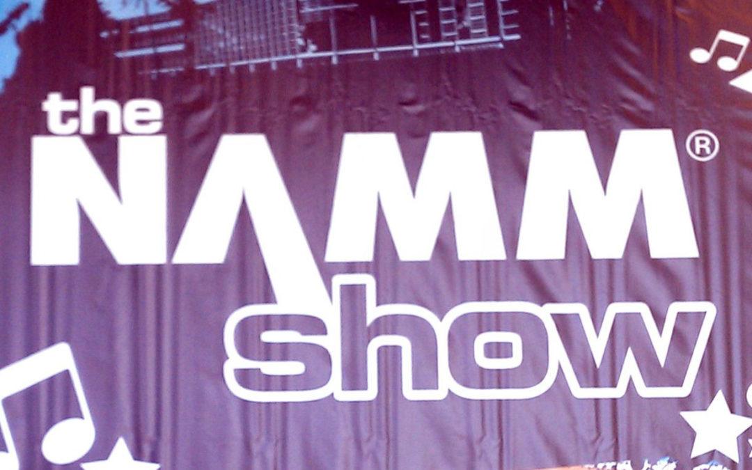 NAMM 2017- zaczynamy