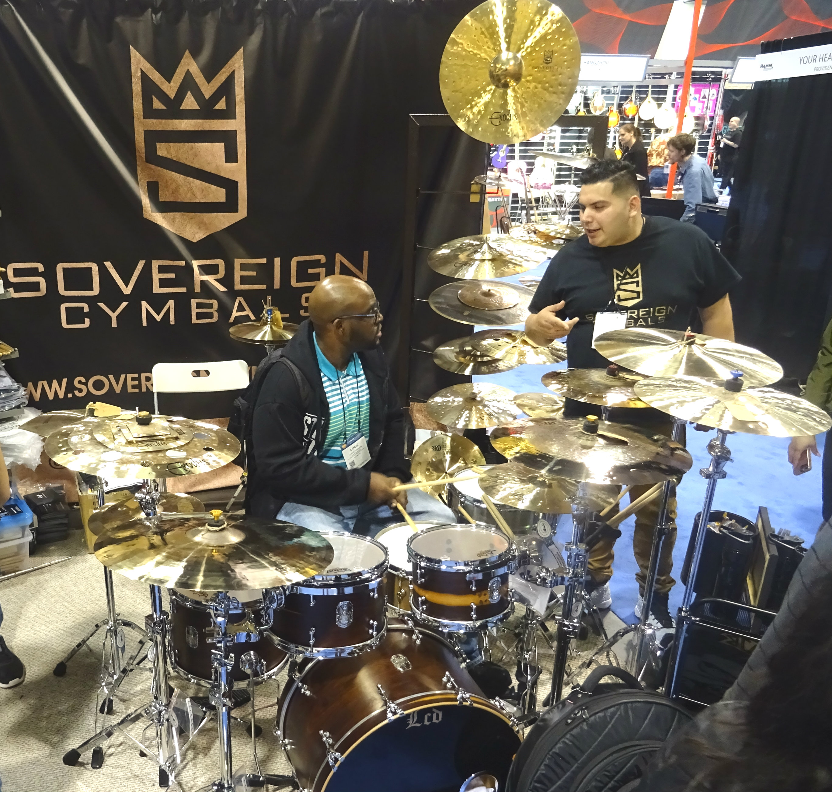 SOVEREIGN CYMBALS