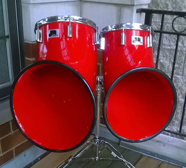 north horn drums