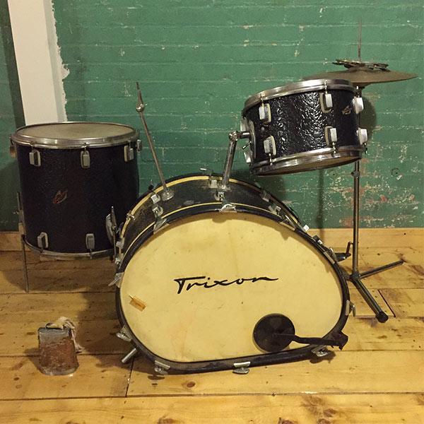 trixon drums