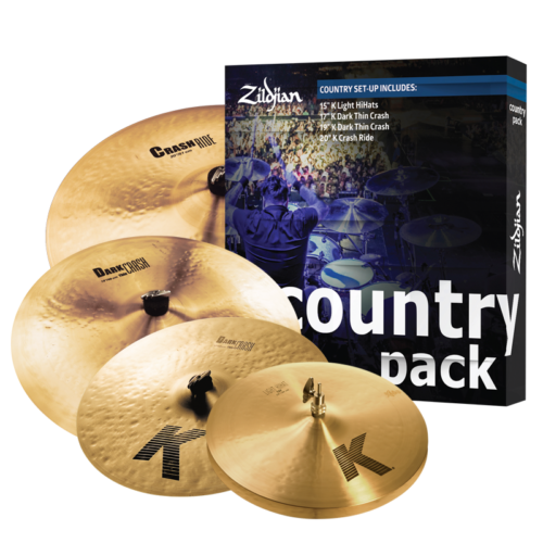 zildjian country pack