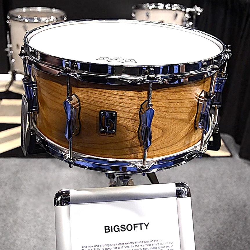 British Drum Co na NAMM 2017