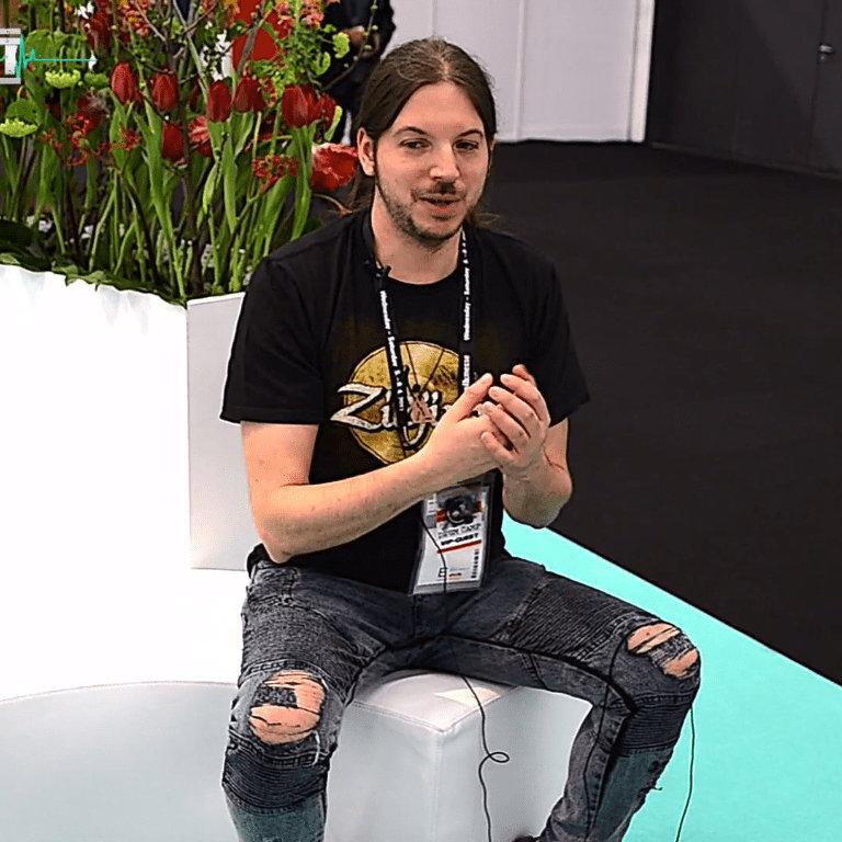 Alex Landenburg wywiad dla BeatIt, cz. 1