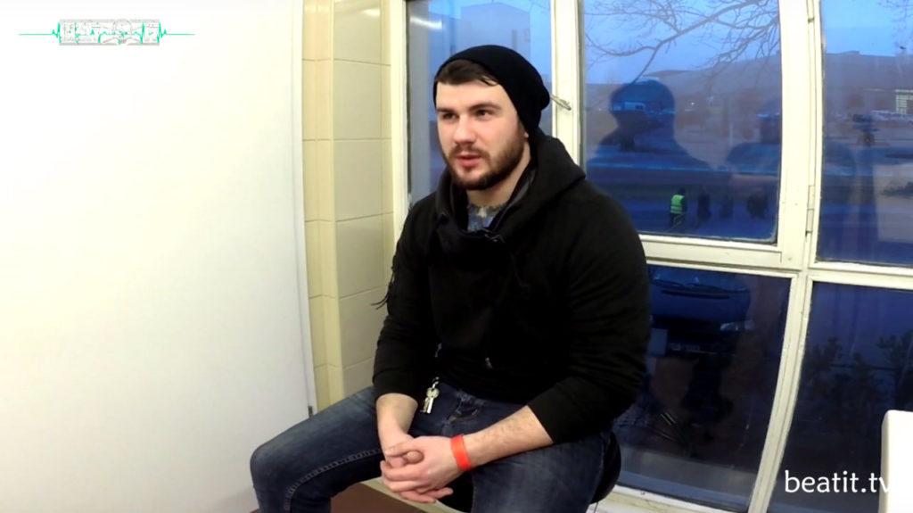 Amade Armia wywiad dla beatit.tv
