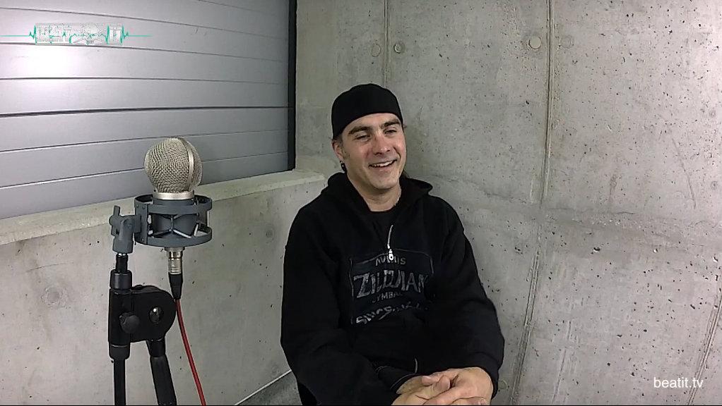 Jason Bittner wywiad dla BeatIt, cz. 1