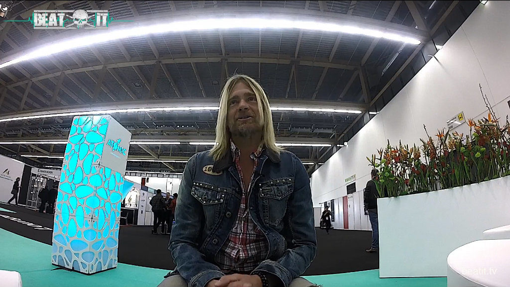 Will Hunt Musikmesse 2017