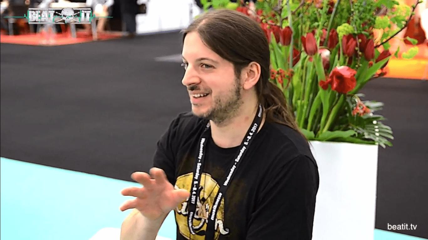 Alex Landenburg wywiad dla BeatIt, cz. 2