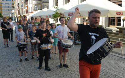 "XIII Festiwal Rytmu ""Drum Battle- Legnica 2017"""