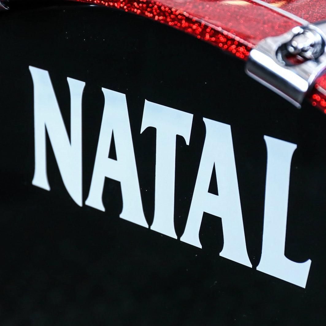 Natal Cafe Racer perkusja