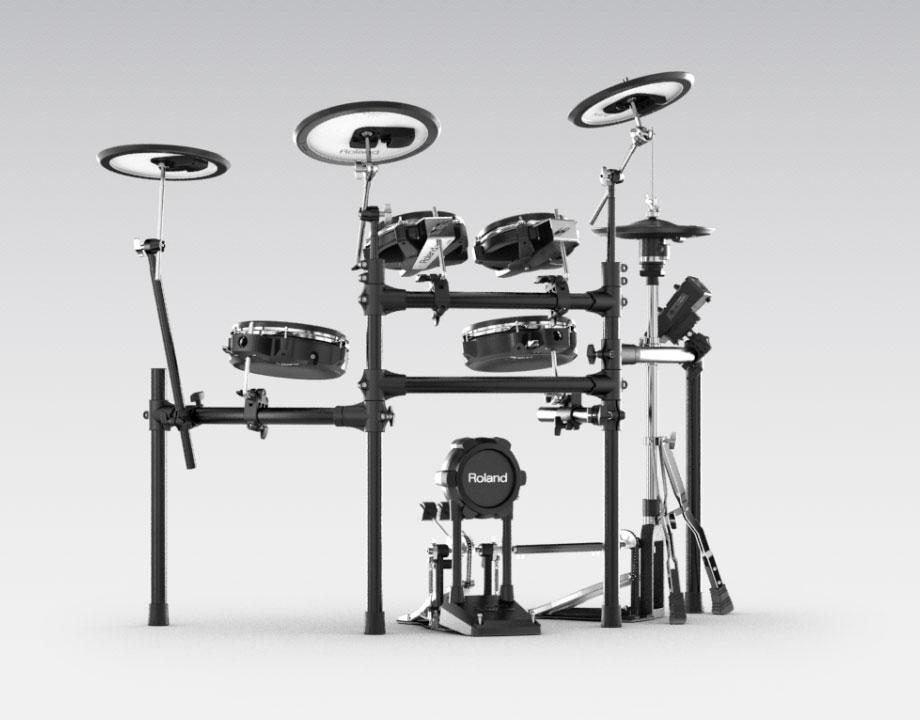 Stwórz własny zestaw z Roland TD-25KV
