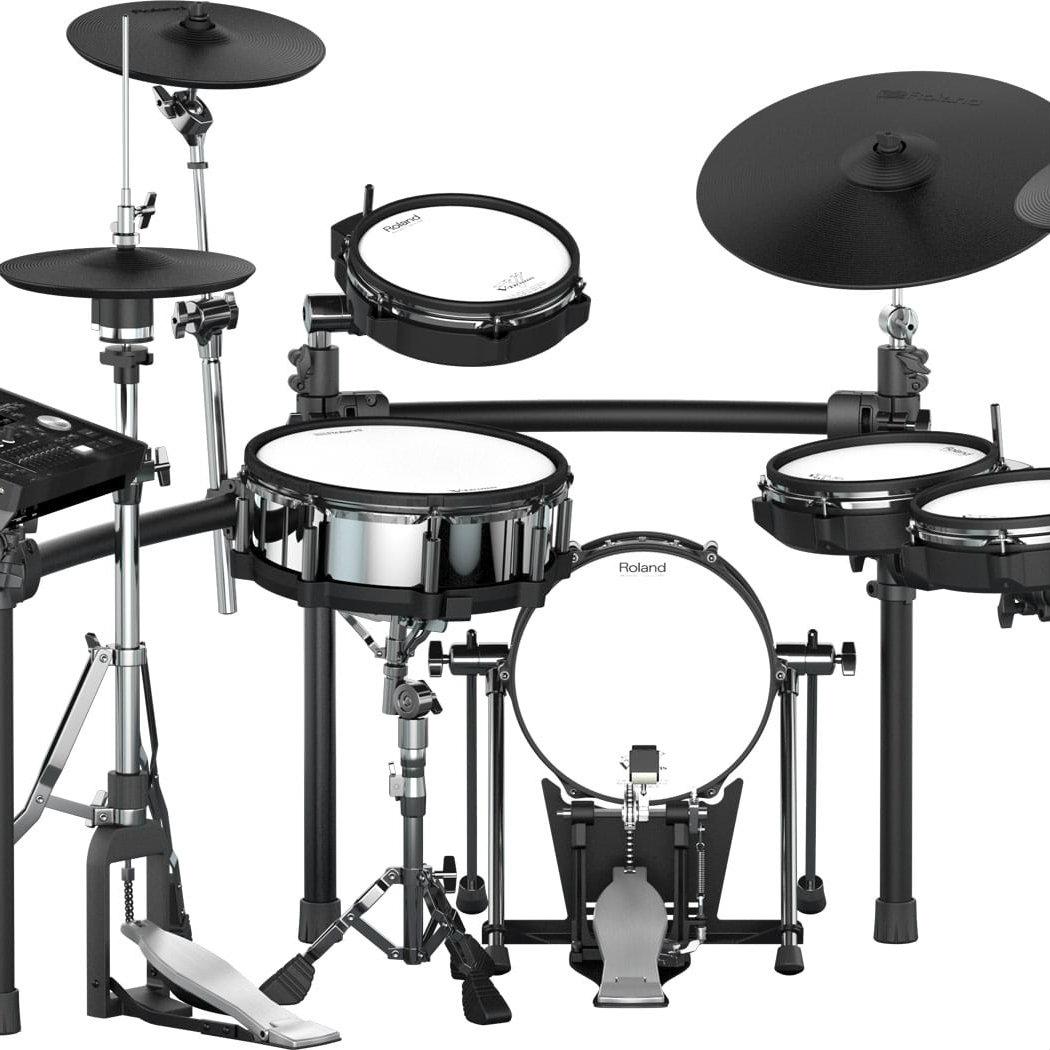 Prezentacja i szkolenie do zestawu Roland TD-50 w sklepie Pro Drum