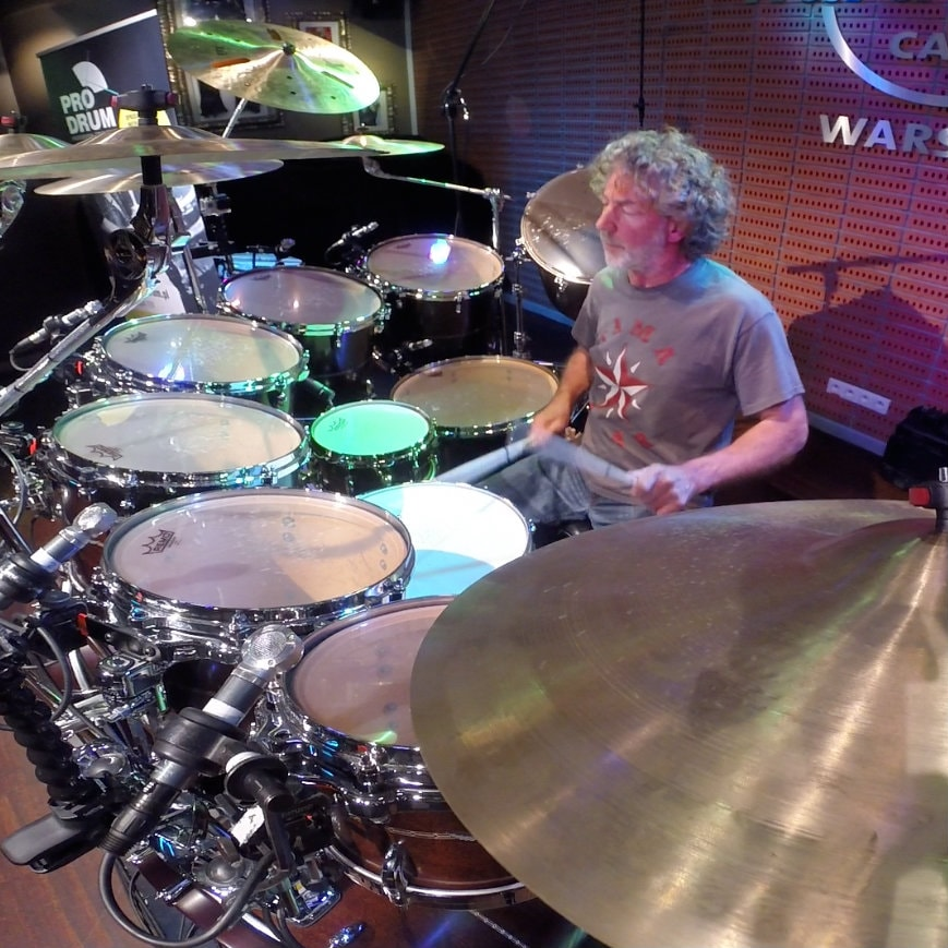 Simon Phillips Tama Star