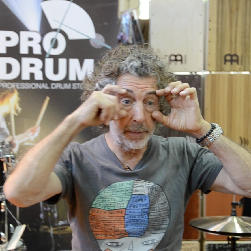 Simon Phillips Pro Drum