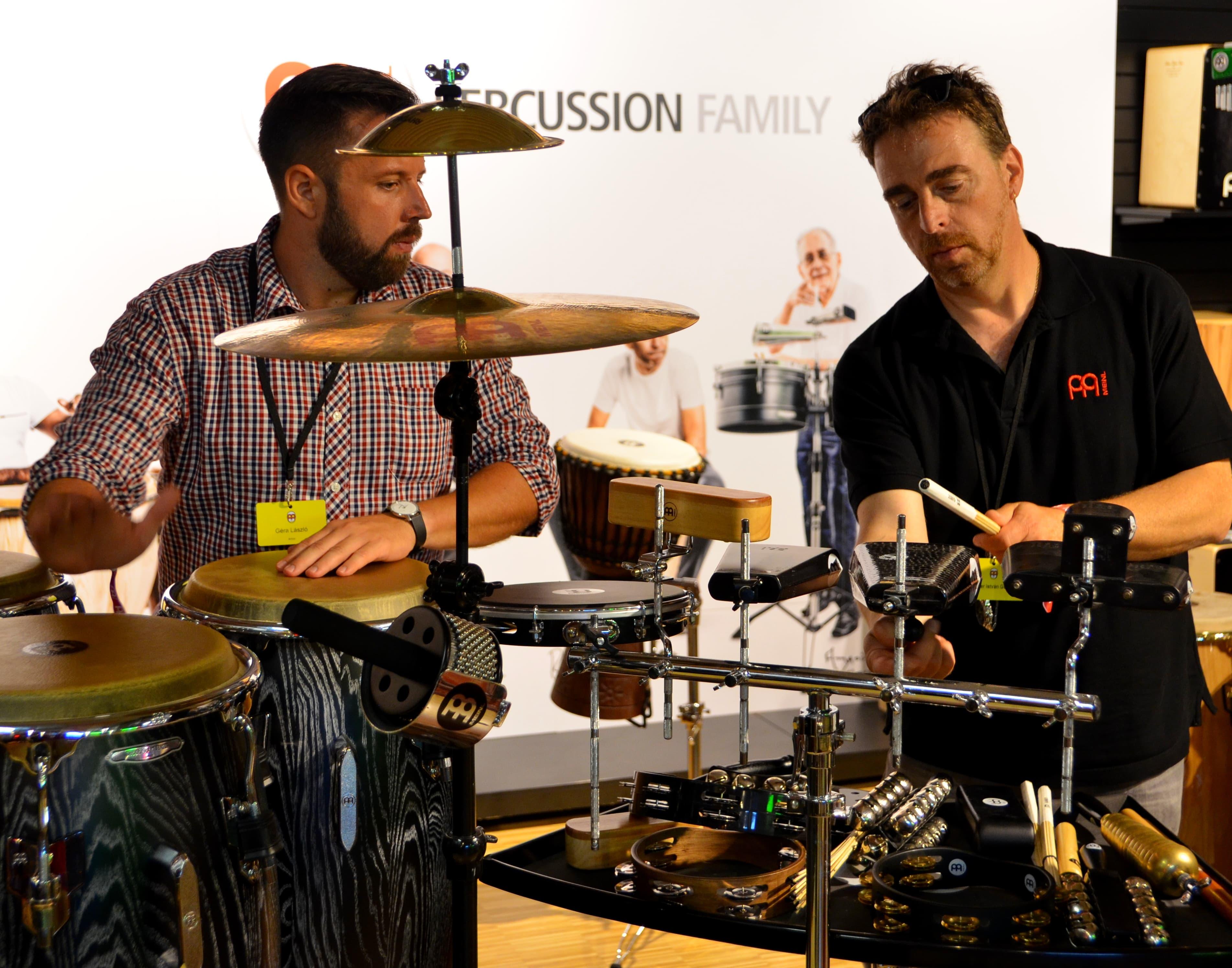 Percussion meinl