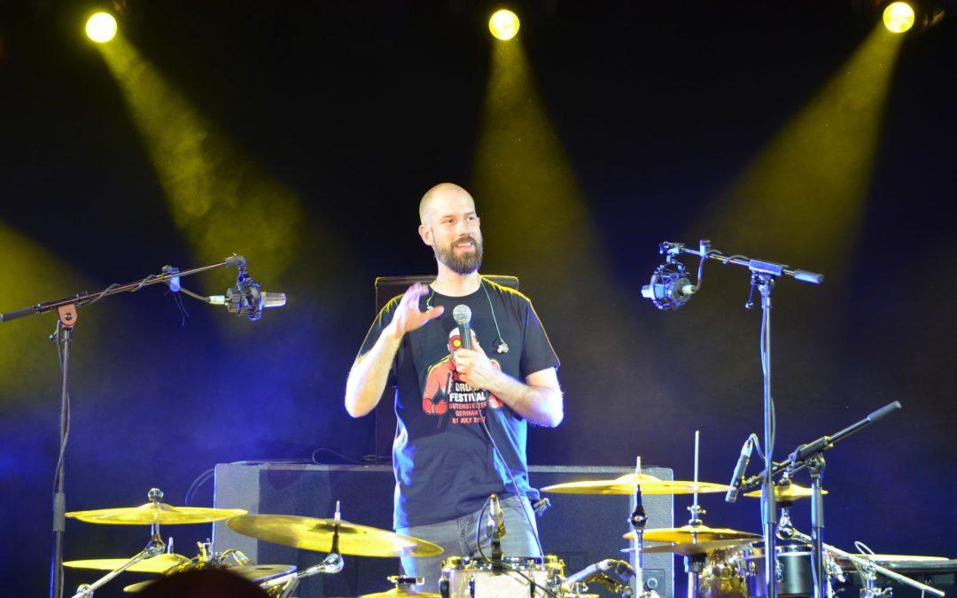 Meinl Drum Festival 2017: fotorelacja