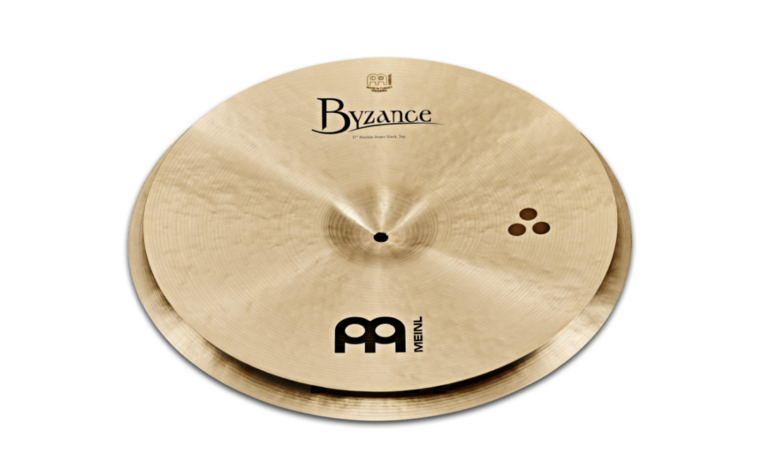 Meinl Matt Halpern Double Down Stack