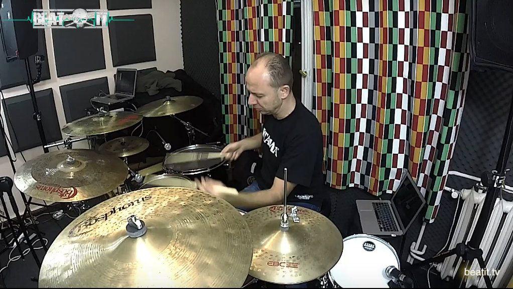 P. Szendofi solo www.beatit.tv