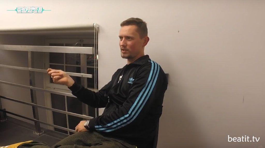 Robert Rasz wywiad dla BeatIt, cz. 3